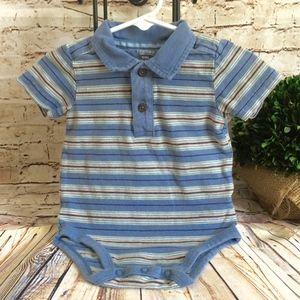 Sonoma Life+Style Baby Striped Bodysuit
